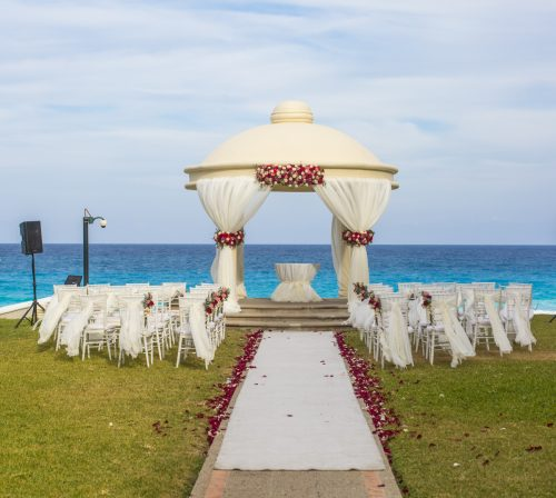 kate richard jw marroit cancun spa resort beach wedding 01 11 500x448 - Katia & Richard - JW Marriott Cancun