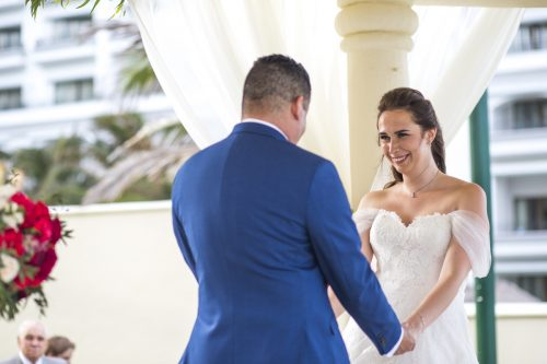 kate richard jw marroit cancun spa resort beach wedding 01 23 500x333 - Katia & Richard - JW Marriott Cancun