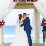 kate richard jw marroit cancun spa resort beach wedding 01 25 150x150 - Karee & Erik - Iberostar Paraiso Maya