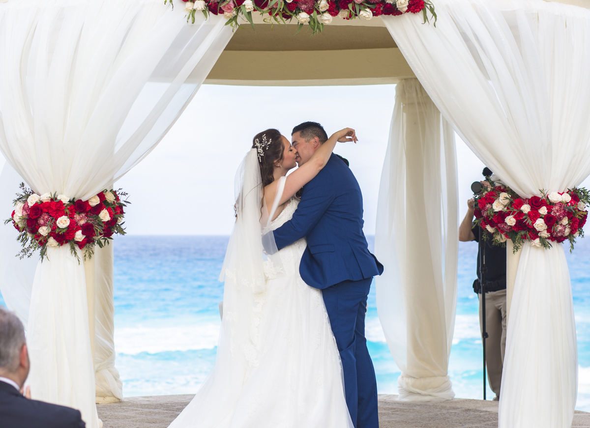 katia & richard – jw marriott hotel, cancun