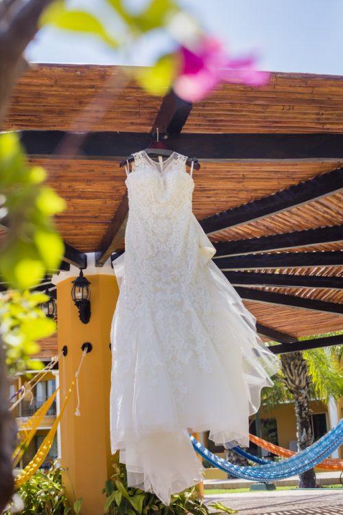 yesica jose beach wedding Villa La Joya Playa del carmen 01  500x750 - Yesica & José - Villa La Joya