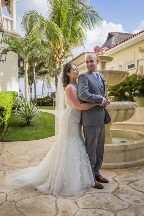 yesica jose beach wedding Villa La Joya Playa del carmen 01 6 500x750 - Yesica & José - Villa La Joya