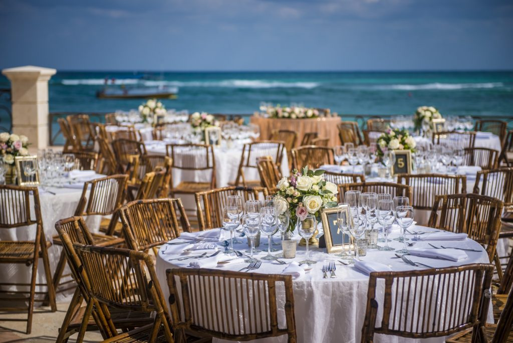 yesica jose beach wedding Villa La Joya Playa del carmen 02 10 1024x684 - What To Expect When You Choose Villa La Joya For Your Destination Wedding