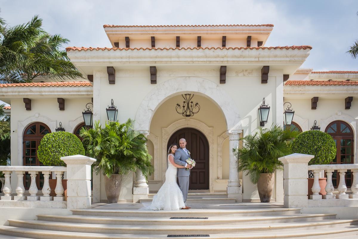 yesica jose beach wedding Villa La Joya Playa del carmen 02 11 - Yesica & José - Villa La Joya