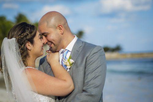 yesica jose beach wedding Villa La Joya Playa del carmen 02 15 500x333 - Yesica & José - Villa La Joya