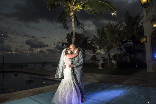 yesica jose beach wedding Villa La Joya Playa del carmen 02 22 500x334 - Yesica & José - Villa La Joya