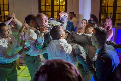 yesica jose beach wedding Villa La Joya Playa del carmen 02 24 500x333 - Yesica & José - Villa La Joya