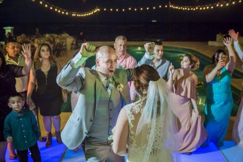yesica jose beach wedding Villa La Joya Playa del carmen 02 25 500x333 - Yesica & José - Villa La Joya