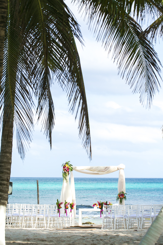 andrea joe riviera maya wedding secret jewel celebrations venue playa del carmen 01 - 7 Surprising Things We Learned About Riviera Maya Weddings In 2017