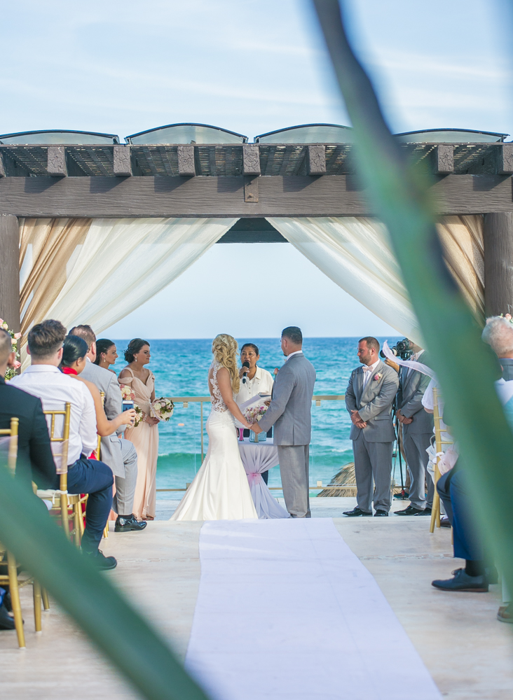 brittany artem beach wedding now jade riviera maya 01 4 - Brittany & Artem - Now Jade