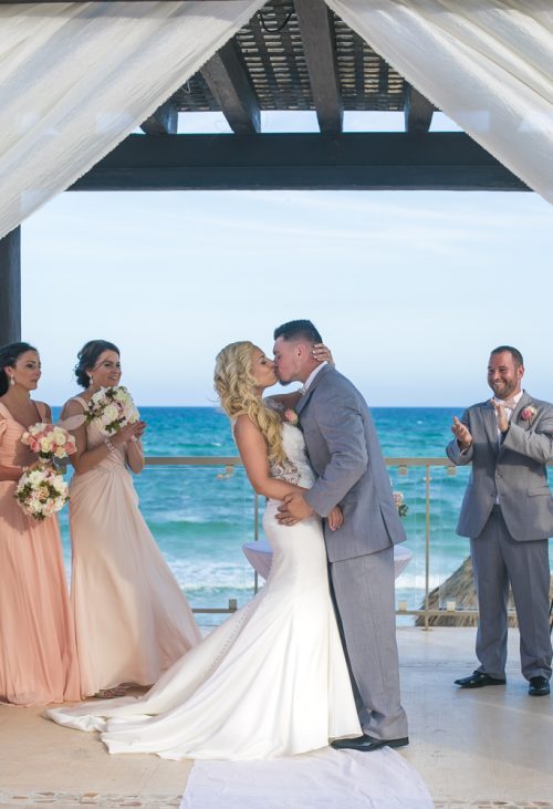 brittany artem beach wedding now jade riviera maya 01 5 500x731 - Brittany & Artem - Now Jade