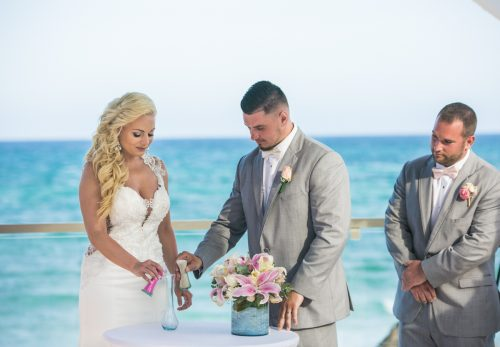 brittany artem beach wedding now jade riviera maya 02 12 500x347 - Brittany & Artem - Now Jade