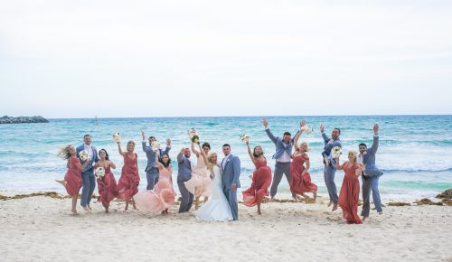 brittany artem beach wedding now jade riviera maya 02 14 500x290 - Brittany & Artem - Now Jade