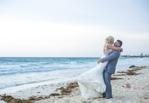 brittany artem beach wedding now jade riviera maya 02 19 500x346 - Brittany & Artem - Now Jade