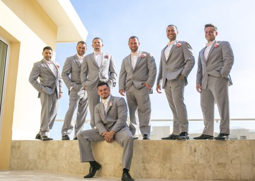 brittany artem beach wedding now jade riviera maya 02 3 500x355 - Brittany & Artem - Now Jade