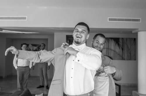 brittany artem beach wedding now jade riviera maya 02 500x330 - Brittany & Artem - Now Jade