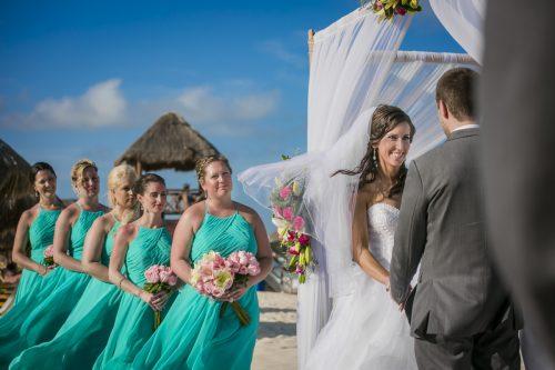 karee erik beach wedding iberostar paraiso maya riviera maya 01 17 500x333 - Karee & Erik - Iberostar Paraiso Maya