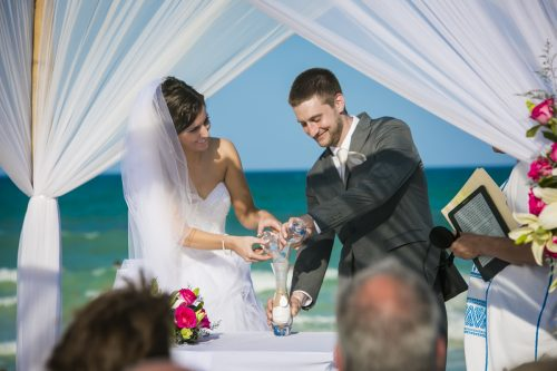 karee erik beach wedding iberostar paraiso maya riviera maya 01 20 500x333 - Karee & Erik - Iberostar Paraiso Maya