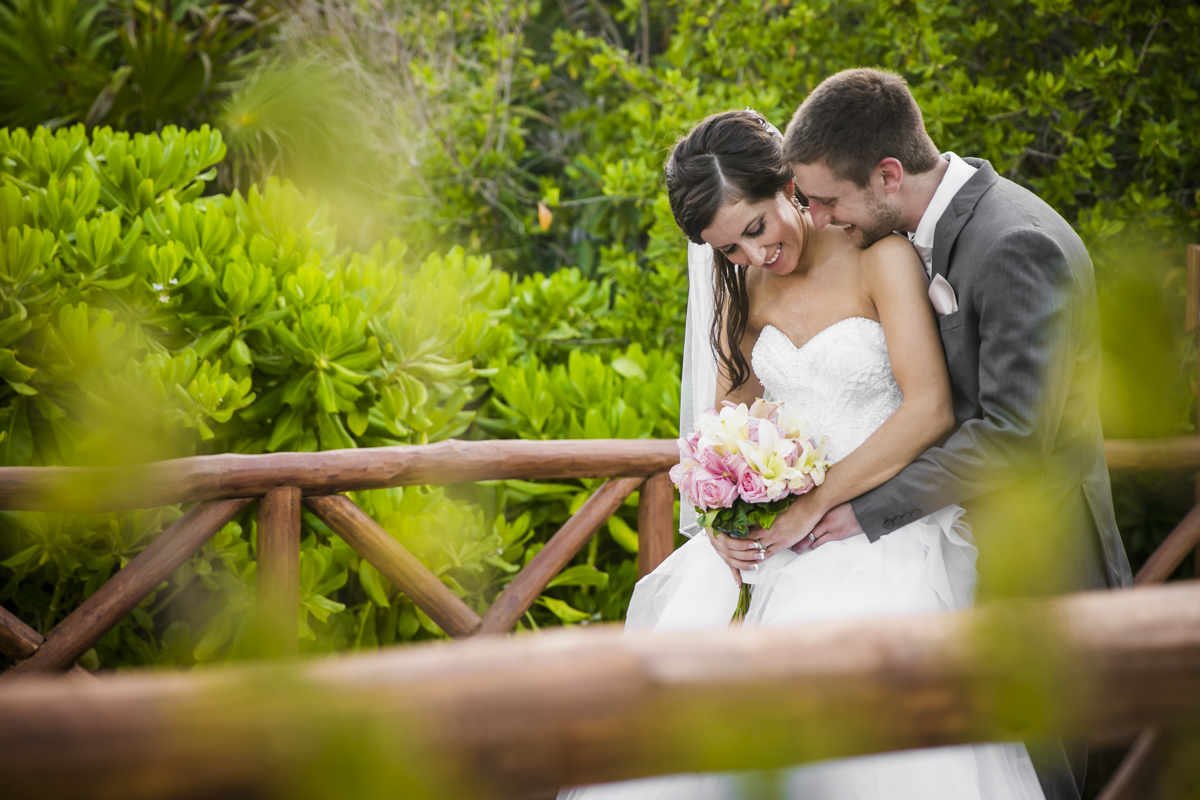 karee erik beach wedding iberostar paraiso maya riviera maya 01 24 - Karee & Erik - Iberostar Paraiso Maya