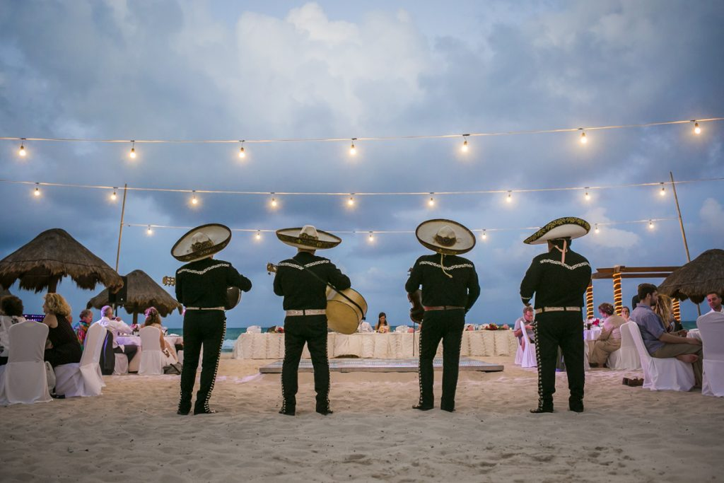 karee erik beach wedding iberostar paraiso maya riviera maya 01 30 1024x683 - How To Pick The Best Cancun Wedding Packages For The Rainy Season?