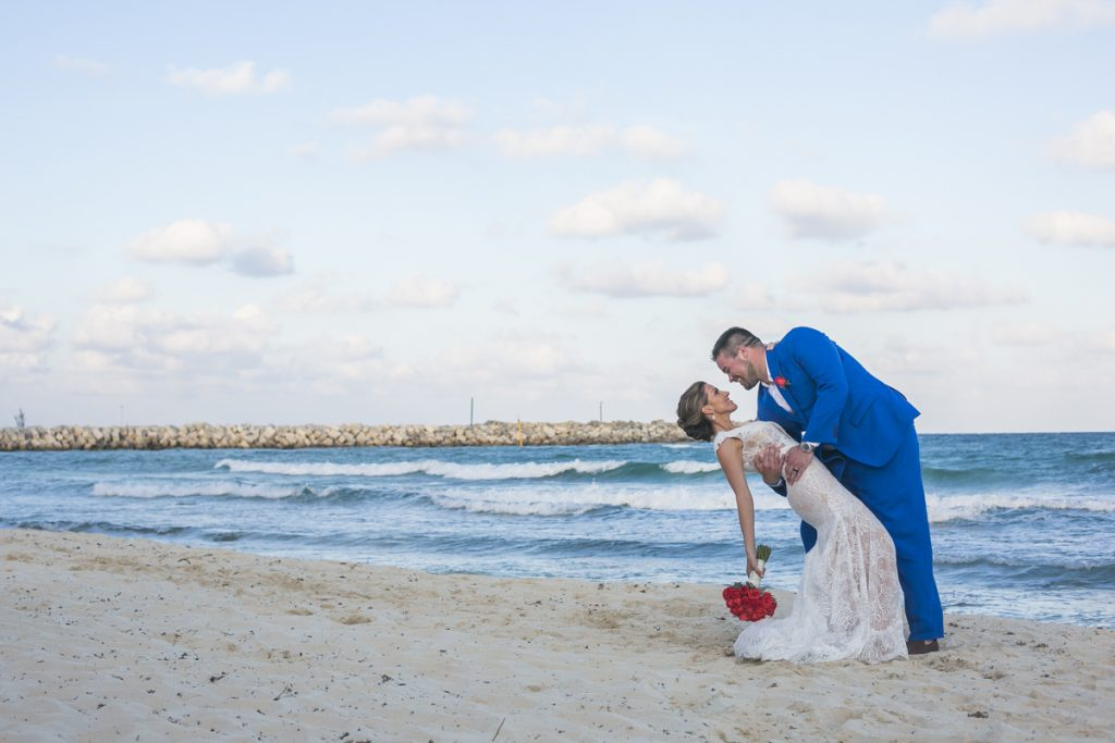 nikki joe beach wedding now jade riviera maya 02 18 1024x683 - 7 Surprising Things We Learned About Riviera Maya Weddings In 2017