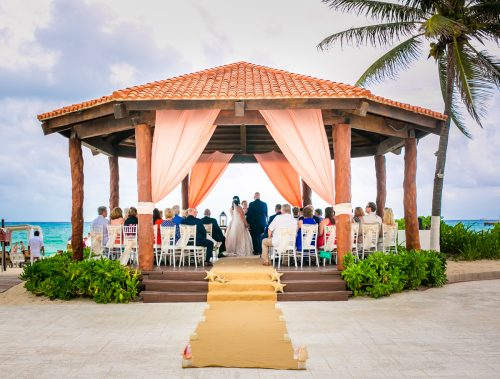 caroline hayden riviera maya wedding the royal playa del carmen 01 19 500x379 - Caroline & Hayden - Royal Playa Del Carmen