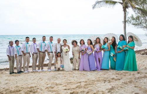 darrielle jobit riviera maya wedding sandos caracol ecoresort 02 10 500x321 - Darrielle & Jobit - Sandos Caracol Eco Resort
