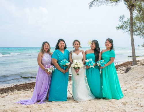 darrielle jobit riviera maya wedding sandos caracol ecoresort 02 11 500x389 - Darrielle & Jobit - Sandos Caracol Eco Resort