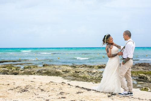 darrielle jobit riviera maya wedding sandos caracol ecoresort 02 17 500x333 - Darrielle & Jobit - Sandos Caracol Eco Resort