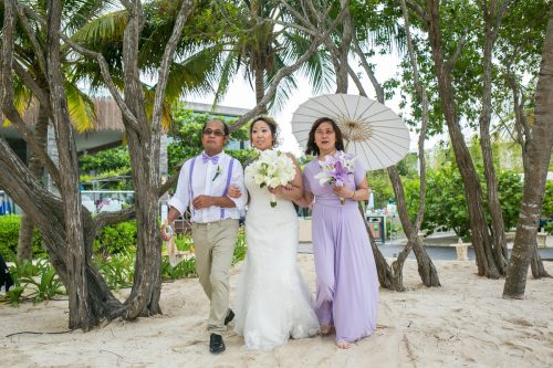 darrielle jobit riviera maya wedding sandos caracol ecoresort 02 2 500x333 - Darrielle & Jobit - Sandos Caracol Eco Resort