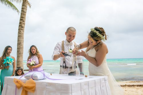darrielle jobit riviera maya wedding sandos caracol ecoresort 02 5 500x333 - Darrielle & Jobit - Sandos Caracol Eco Resort