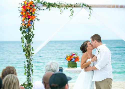 megan brandon cancun wedding secrets playa mujeres 01 10 500x357 - Megan & Brandon - Secrets Playa Mujeres
