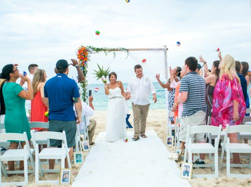megan brandon cancun wedding secrets playa mujeres 01 11 500x373 - Megan & Brandon - Secrets Playa Mujeres