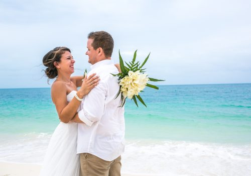 megan brandon cancun wedding secrets playa mujeres 01 14 500x350 - Megan & Brandon - Secrets Playa Mujeres