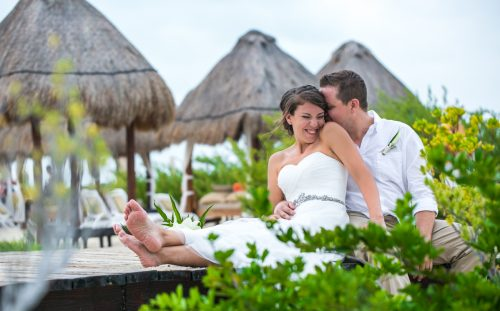 megan brandon cancun wedding secrets playa mujeres 01 19 500x311 - Megan & Brandon - Secrets Playa Mujeres