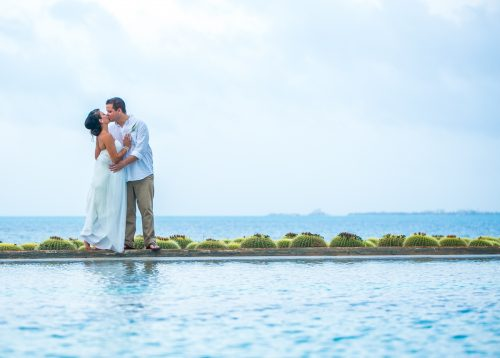 megan brandon cancun wedding secrets playa mujeres 01 22 500x358 - Megan & Brandon - Secrets Playa Mujeres