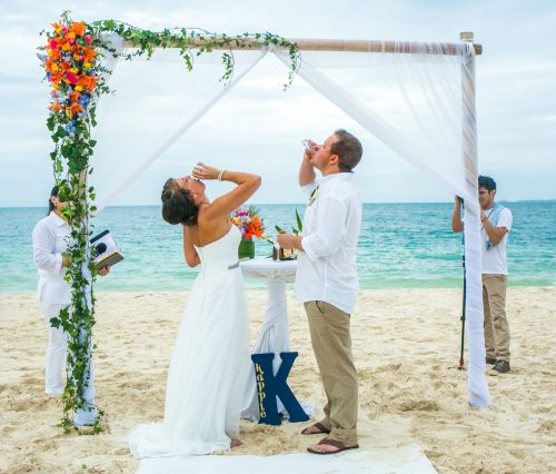 megan brandon cancun wedding secrets playa mujeres 01 9 500x426 - Megan & Brandon - Secrets Playa Mujeres