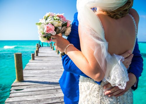 rachel ross beach wedding hyatt ziva cancun 01 12 500x355 - Rachel & Ross - Hyatt Ziva Cancun