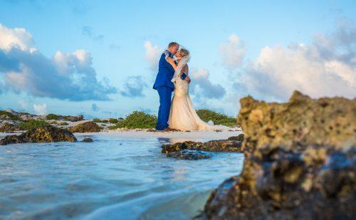 rachel ross beach wedding hyatt ziva cancun 01 33 500x309 - Rachel & Ross - Hyatt Ziva Cancun