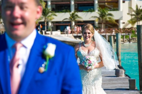 rachel ross beach wedding hyatt ziva cancun 01 8 500x333 - Rachel & Ross - Hyatt Ziva Cancun