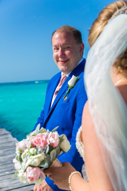 rachel ross beach wedding hyatt ziva cancun 02 5 500x750 - Rachel & Ross - Hyatt Ziva Cancun