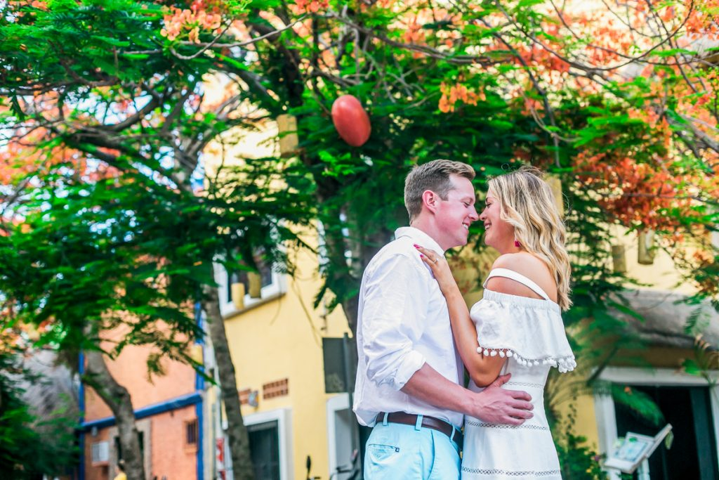 stafford lindsay engagement playa del carmen 01 5 1024x683 - How Long Do Honeymoon Photography Sessions In The Riviera Maya Typically Last?