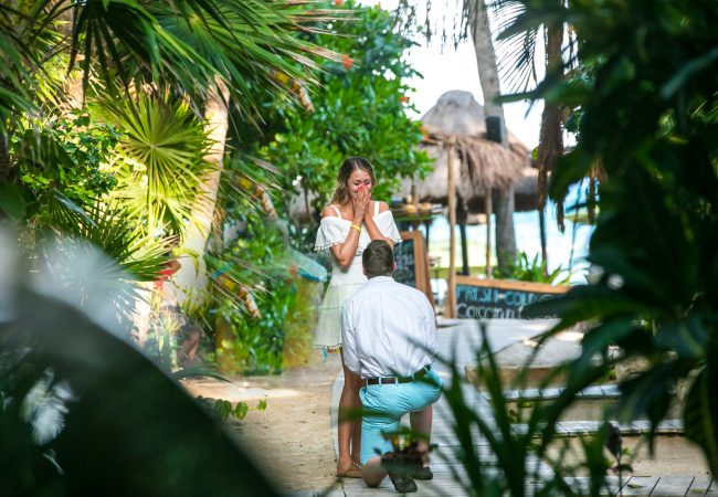 stafford lindsay engagement playa del carmen 01 650x450 - Wedding Photography Riviera Maya