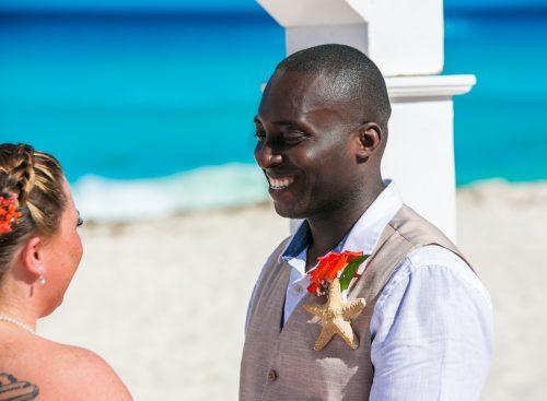 melissa matthew beach wedding Grand Oasis Cancun 01 17 500x367 - Melissa & Matthew - Grand Oasis Cancun