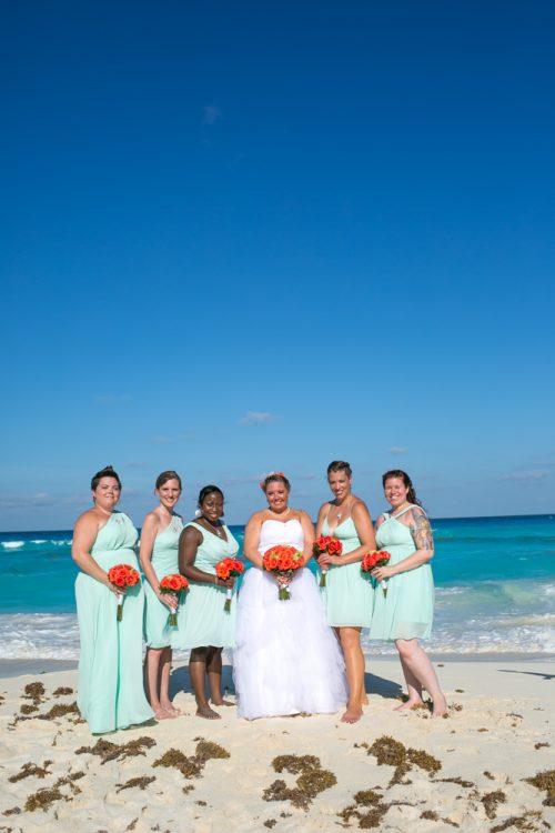melissa matthew beach wedding Grand Oasis Cancun 02 4 500x750 - Melissa & Matthew - Grand Oasis Cancun