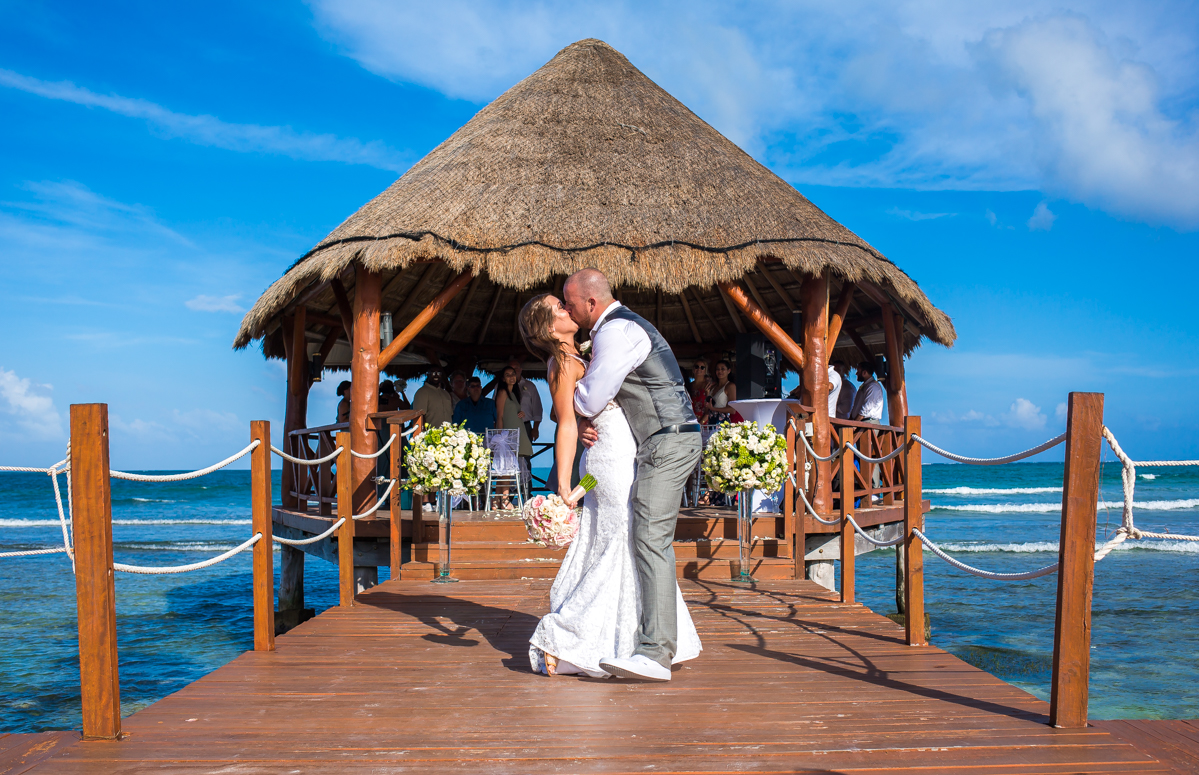 samantha jordan cancun wedding secrets silversands riviera maya 01 20 - Samantha & Jordan - Secrets Silversands