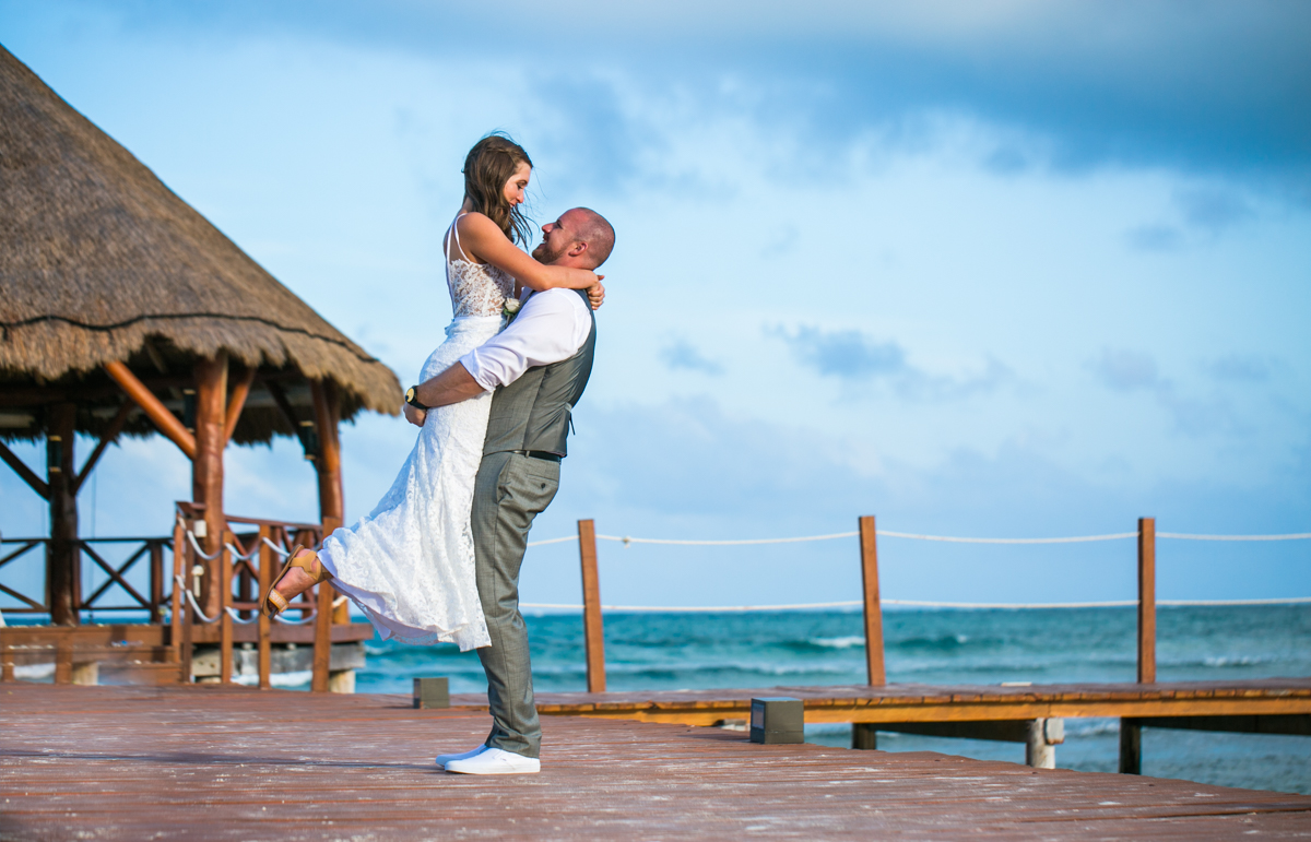 samantha jordan cancun wedding secrets silversands riviera maya 01 24 - Samantha & Jordan - Secrets Silversands