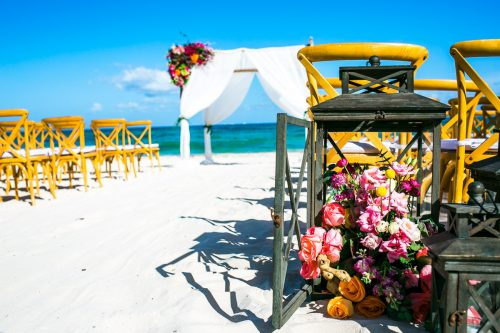 andrea kris playa del carmen wedding grand coral beach club 02 10 500x333 - Andrea & Kris - Grand Coral Beach Club