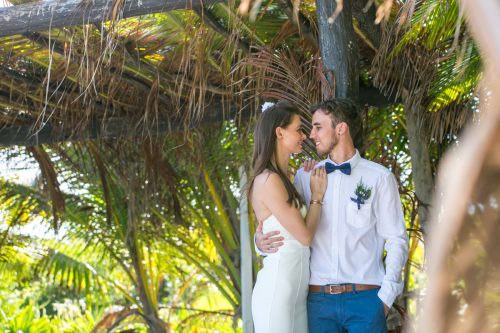 kelly simon playa del carmen wedding blue venado beach club 01 10 500x333 - Kelly & Simon - Blue Venado Beach Club