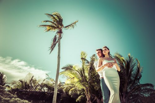 kelly simon playa del carmen wedding blue venado beach club 01 19 500x333 - Kelly & Simon - Blue Venado Beach Club